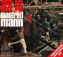 Manfred Mann: As Is, CD