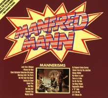 Manfred Mann: Mannerisms, CD