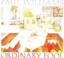 Paul Williams: Ordinary Fool, CD