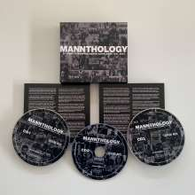 Manfred Mann: Mannthology - 50 Years Of Manfred Mann's Earth Band 1971-2021, 3 CDs