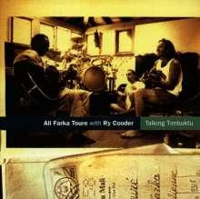 Ali Farka Toure & Ry Cooder: Talking Timbuktu (180g), 2 LPs
