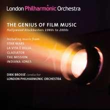 Filmmusik: London Philharmonic Orchestra - The Genius of Film Music, 2 CDs