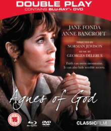 Agnes Of God (1985) (Blu-ray & DVD) (UK Import), 1 Blu-ray Disc und 1 DVD