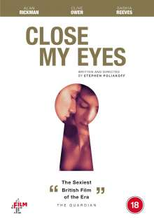 Close My Eyes (1991) (UK Import), DVD