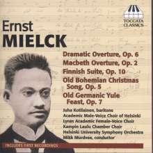 Ernst Mielck (1877-1899): Orchesterwerke & Chorwerke, CD