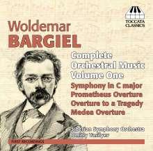 Woldemar Bargiel (1828-1897): Sämtliche Orchesterwerke Vol.1, CD