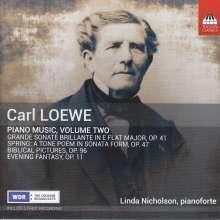 Carl Loewe (1796-1869): Klavierwerke Vol.2, CD