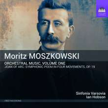 Moritz Moszkowski (1854-1925): Orchesterwerke Vol.1, CD