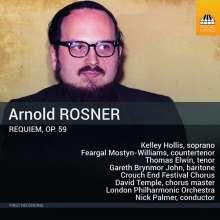 Arnold Rosner (1945-2013): Requiem op.59, CD
