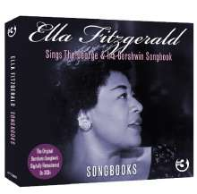 Ella Fitzgerald (1917-1996): Sings The George & Ira Gershwin Songbook, 3 CDs