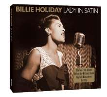 Billie Holiday (1915-1959): Lady In Satin / Last Recording, 2 CDs