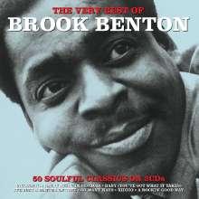 Brook Benton: The Very Best Of Brook Benton, 2 CDs