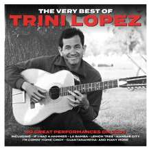 Trini Lopez: Very Best Of Trini Lopez, 2 CDs