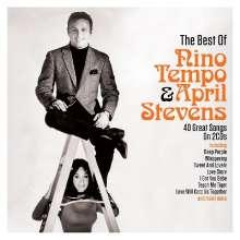 Nino Tempo & April Stevens: The Best Of Nino Tempo & April Stevens, 2 CDs