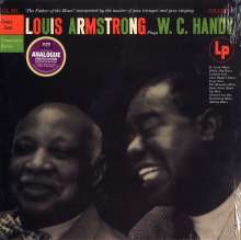Louis Armstrong (1901-1971): Plays W.C. Handy (180g) (Limited Edition), 2 LPs