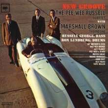 Pee Wee Russell (1906-1969): New Groove (remastered) (180g) (Limited-Edition), LP