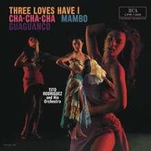 Tito Rodriguez: Three Loves Have I: Cha-Cha-Cha/Mambo/Guaguanco (remastered) (180g) (Limited-Edition), LP