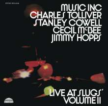 Charles Tolliver (geb. 1942): Live At Slugs' Volume 2 (180g) (Limited Edition), LP