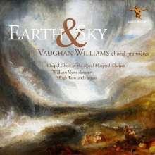 Ralph Vaughan Williams (1872-1958): Chorwerke, CD