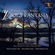 Ralph Vaughan Williams (1872-1958): Werke für Viola & Klavier, CD