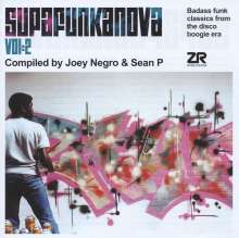 Supafunkanova Vol. 2 Compiled By Joey Negro & Sean P, 2 CDs