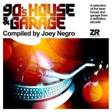 90's House & Garage, 2 CDs