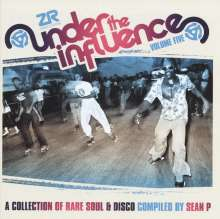 Under The Influence 5: Rare Soul & Disco Compiled By Sean Paul, 2 CDs