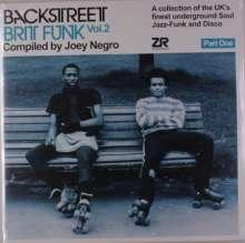 Pop Sampler: Backstreet Brit Funk 2 (Part One), 2 LPs