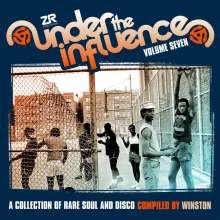 Under The Influence 7: A Collection Of Rare Soul & Disco Compiled By Winston, 2 CDs