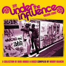 Under The Influence 8: A Collection Of Rare Soul & Disco Compiled By Woody Bianchi, 2 CDs