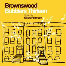 Pop Sampler: Brownswood Bubblers Thirteen, LP