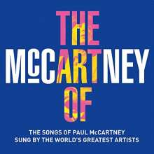 The Art Of McCartney (Limited Deluxe Edition), 2 CDs und 1 DVD