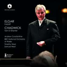 Edward Elgar (1857-1934): Falstaff op.68, 2 CDs