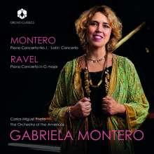 "Gabriela Montero (geb. 1970): Klavierkonzert Nr.1 ""Latin Concerto"", CD"