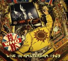The Who: Live In Amsterdam 1969 / Transmissions, 2 CDs