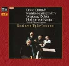 Ludwig van Beethoven (1770-1827): Tripelkonzert op.56, XRCD