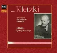 Jean Sibelius (1865-1957): Symphonie Nr.2 (XRCD), XRCD