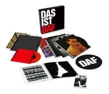 """D.A.F.: Das ist DAF (Limited Edition) (Boxset), 5 LPs und 1 Single 7"""""""