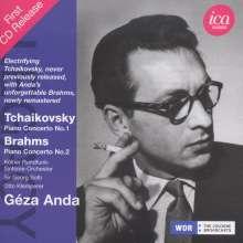 Geza Anda spielt Klavierkonzerte, CD