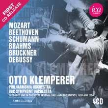 Otto Klemperer dirigiert, 4 CDs