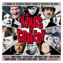 Kings Of Comedy (Songs & Sketches), 3 CDs
