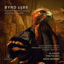 William Byrd (1543-1623): Psalms,Sonets & Songs of Sadnes and Pietie, 2 CDs