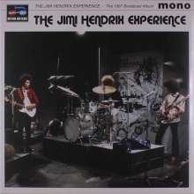 Jimi Hendrix: The 1967 Broadcast Album (mono), LP