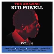 Bud Powell (1924-1966): The Amazing Bud Powell, 3 CDs