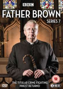 Father Brown Season 7 (UK Import), 3 DVDs
