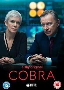 Cobra Season 1 (UK Import), 2 DVDs