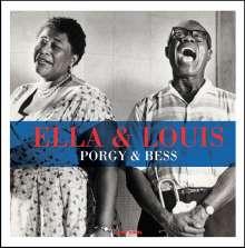 Louis Armstrong & Ella Fitzgerald: Porgy & Bess, LP