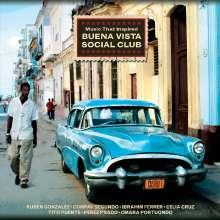 Music That Inspired Buena Vista Social Club, 2 LPs