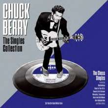 Chuck Berry: The Singles Collection (White Vinyl), 3 LPs