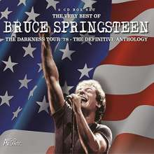 Bruce Springsteen: The Darkness Tour 1978: The Definitive Anthology, 3 CDs
